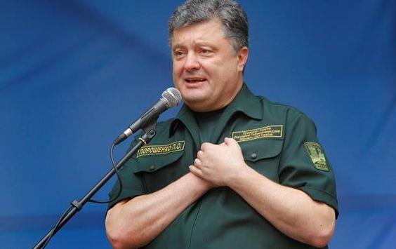 За два года мы создали с нуля новую армию и нам есть чем защитить наше государство, - Порошенко пригласил украинцев на парад - Цензор.НЕТ 5104