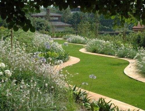 -Diseño parques y jardines.
