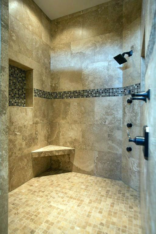15 Of Our Favorite Shower Tile Ideas With Images Bathroom Remodel Master Shower Tile Designs