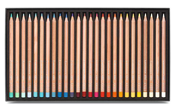 Luminance pencils