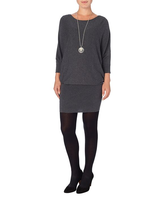 Becca Batwing Dress from Phase Eight - hides all those lumps and bumps perfectly