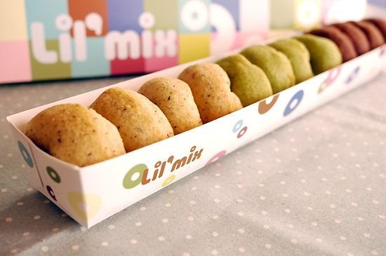 Lil' Donuts #cute #food #donuts