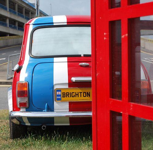 Brighton Mini 24/08/2009 | www.daveysutherland.com/ | Flickr