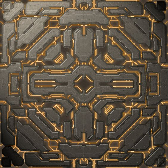 Textures patterns, Spaceships and Sci fi on Pinterest