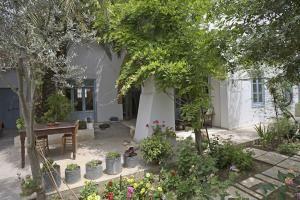 Crea un jardín mediterráneo: Escoge un espacio protegido