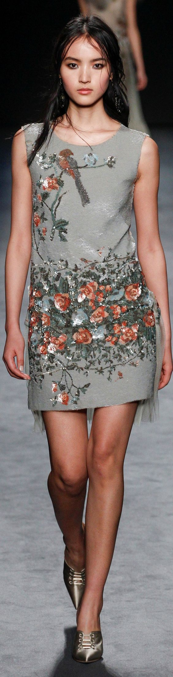 Alberta Ferretti - FALL 2016 READY-TO-WEAR