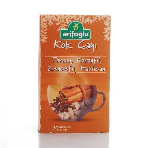 Chá turco de especiarias ArifogluProdutos Importados da Turquia – Loja Virtual