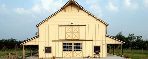 Suburban building profile use 2 story custom post frame for Pole barn homes indiana