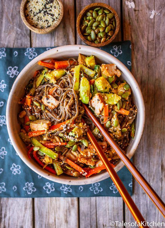5-Minute Korean Noodle Bowl