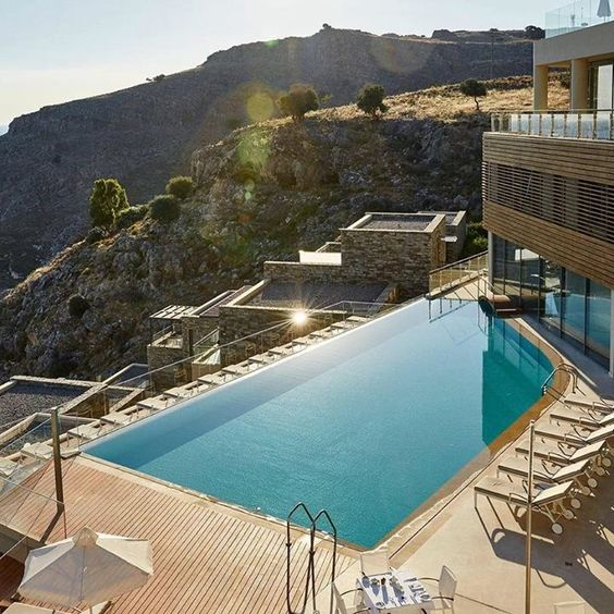 Lindos Blu in Greece is one of the top luxury hotels in the world this year! Would you go? #TravelersChoice Hotels-live.com via https://www.instagram.com/p/BBQioqkEgUZ/