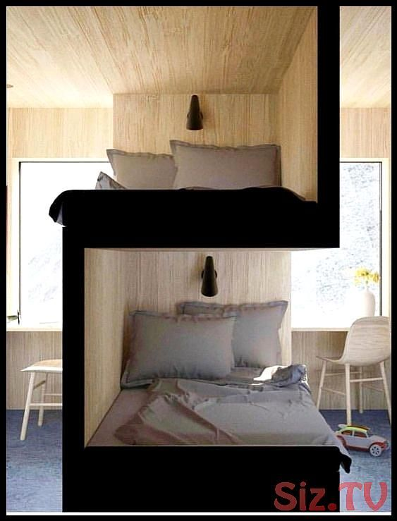 Genial Verwandle Ein Eint Niges Bett In Ein Flippiges Etagenbett Seite 17 Genial Verwandle Ein Eint Niges Bett Cool Bunk Beds Bunk Bed Designs Bedroom Design