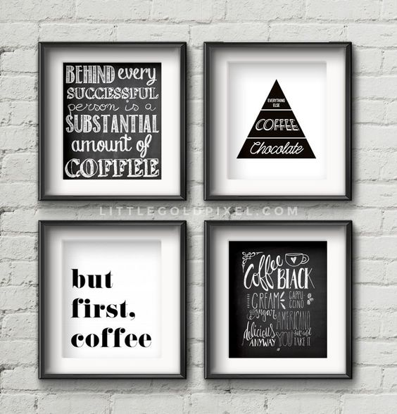 Roundup: 22 Free Kitchen Wall Art Printables Curbly photo - 4