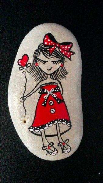Piedra ( niña )