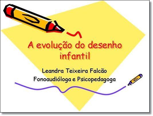 Curso Online de A Evolução do Desenho Infantil
