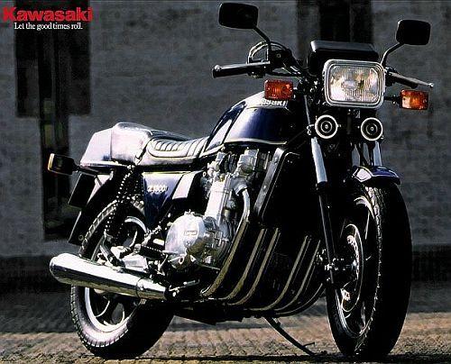 kawasaki z1300 6 cylinder dreadnaught 1978 le plus beau 6 cylindres en ligne z1300 pinterest. Black Bedroom Furniture Sets. Home Design Ideas