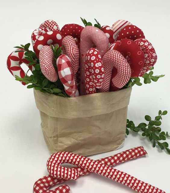 Christmas in July ~ Candy Canes « modafabrics: