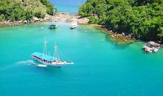 Isla Grande, Brazil