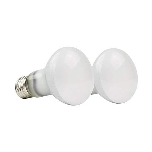 Md Lighting 50w Uva Basking Spot Heat Lamp Bulbs 2 Pack 110v