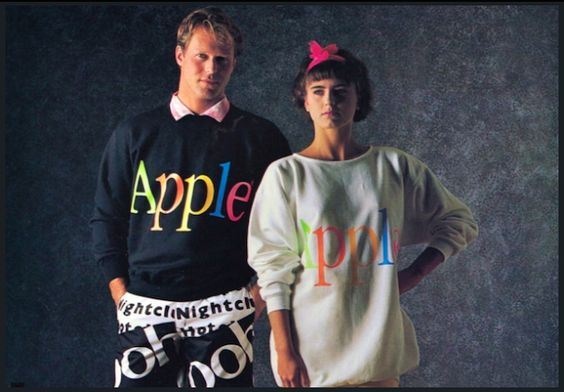 Apple Fashion!