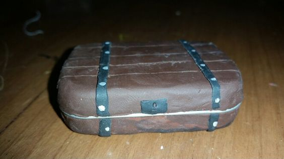 Altoid Tin trunk