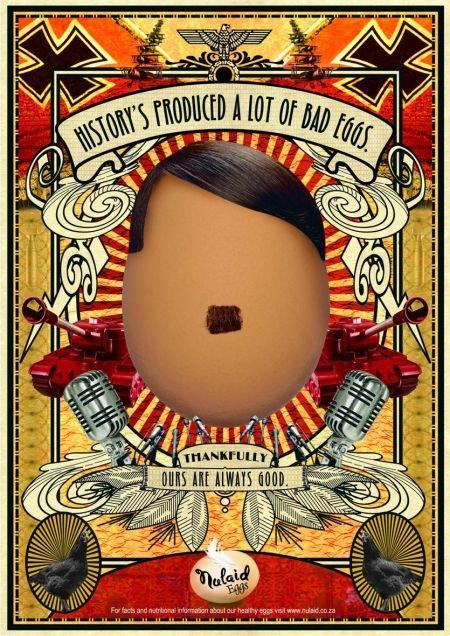 The Eggsis of Evil - Hitler