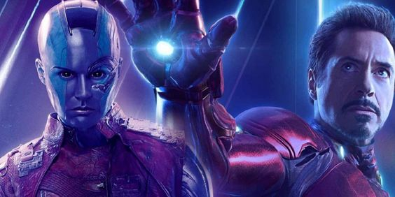 What happens to Iron Man and Nebula in Avengers: Endgame?