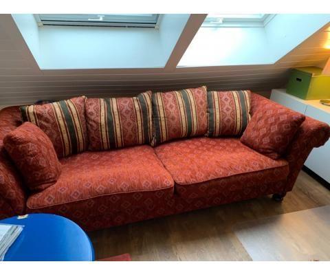 Gut Erhaltenes Big Sofa Im Kolonialstil Leonberg Hofingem Image Credit Awg Bassum Verschenkmarkt De Ecksofa Verkaufen Recamiere Peddigrohr