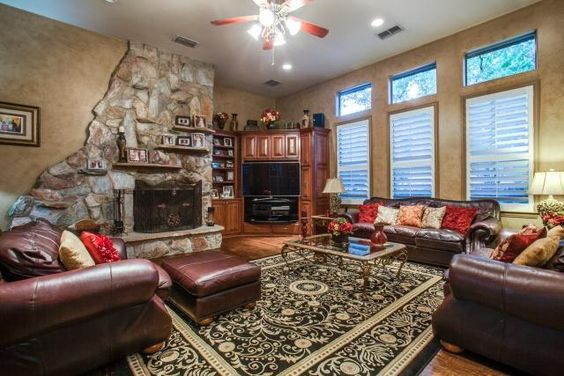 Home Living Rooms And Places On Pinterest