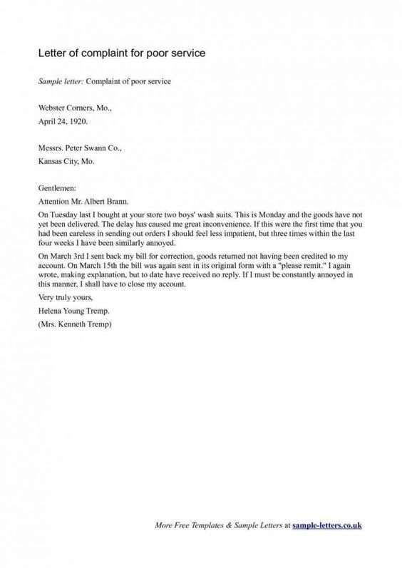 Airline Cargo Claim Letter For Damaged Goods Sample Car Company