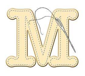 M Couture (Toutlalphabet2):