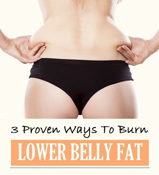 3 Proven Ways To Burn Lower Belly Fat | Eves Fitness