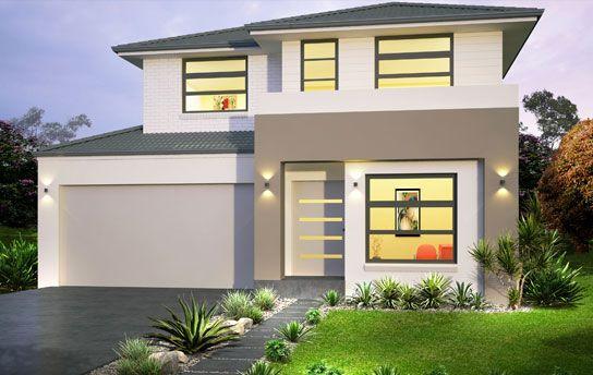 modern house facade colours australia Google Search Grey