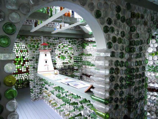 Bottle Houses of PEI