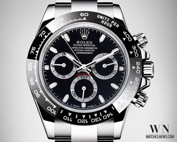 ROLEX – Oyster Perpetual Cosmography Daytona http://www.guilhem-joaillier.com