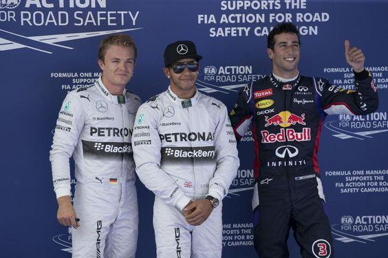 Großer Preis von Spanien Lewis Hamilton startete auf den Option-Reifen und wechselte in Runde 18 auf einen zweiten Satz Options. Er erzielte beim Großen Preis von Spanien seinen vierten Saisonsieg. S
