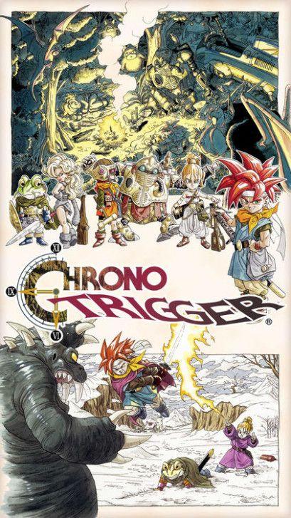 Quiz How Much Do You Know About Chrono Trigger Phone Wallpaper Chrono Trigger Phone Wallpaper Papeis De Parede De Jogos Fanart Arte De Jogos