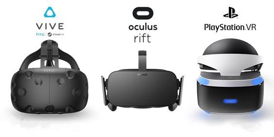 Аналитики считают что HTC Vive будет продаваться хуже Oculus Rift и PlayStation VR и в следующем году