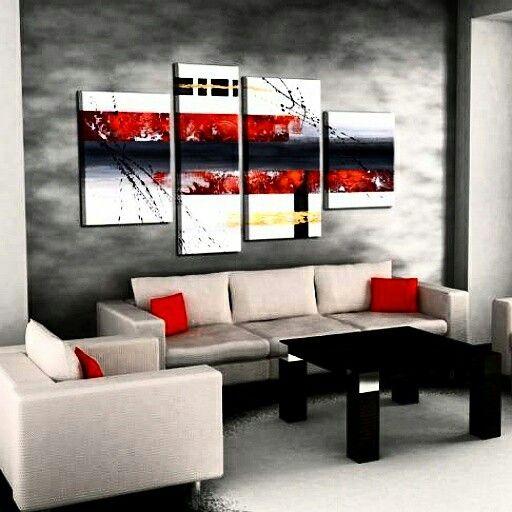 ☑ ✌ a muchas personas les gusta decorar sus salas en tonos ...