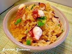 「郷土料理 たこ飯」の画像検索結果