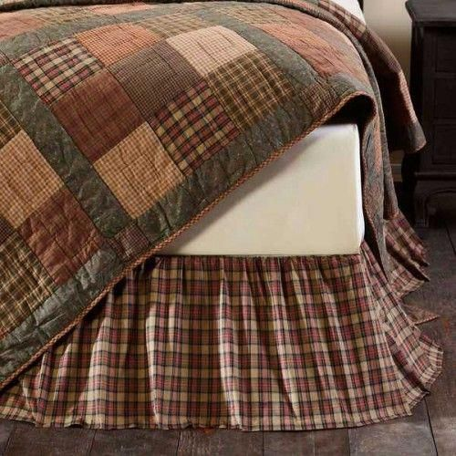 Bed Linen Cleaning Service Affordableluxurybedding Id 1177869319 Bedsheets60cotton40polyester Bedskirt Vhc Brands Plaid Bedding