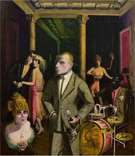 Neue Sachlichkeit in Dresden. Malerei der Zwanziger Jahre von Otto Dix