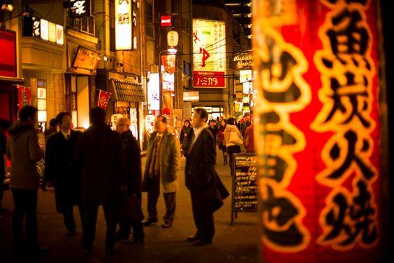 » Nightlife in Kokubuncho, Sendai