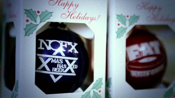 NOFX - Xmas Has Been X'ed (Legendado) HD
