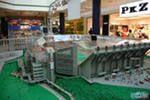 Legodan Süper Stadyum.