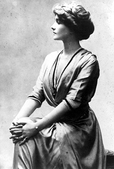 @emilymoxley Gabrielle Coco Chanel in 1910Photograph: Everett Collection/Rex Features