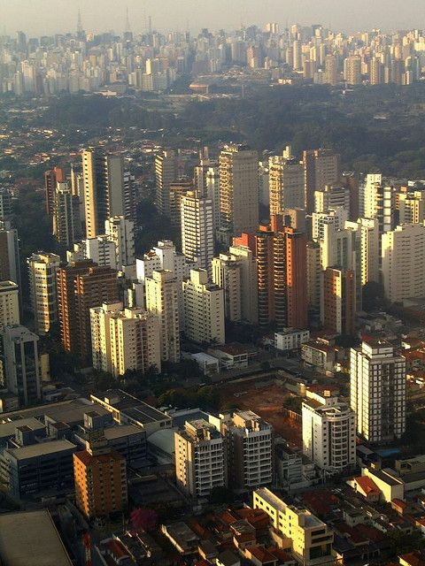 São Paulo | Brazil (by klausinho)
