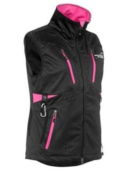 Acadia Training Vest Black Pink In 2020 Vest Outfits Vest