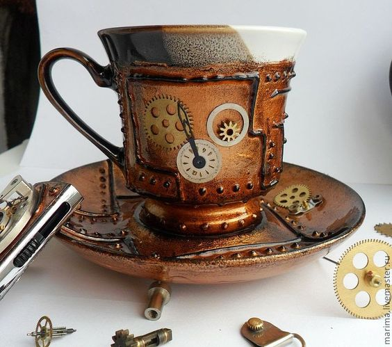 Be Cool Awesome And Steampunk On Pinterest