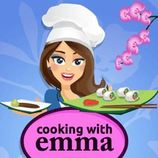 Sushi Rolls Cooking With Emmahave You Always Wanted To Make Sushi Rolls At Home Just Follow Emma S Instructions Sushi Rolls Sushi For Kids How To Make Sushi