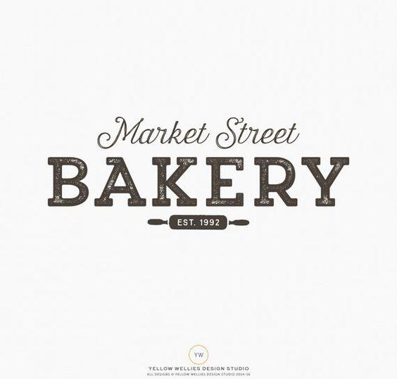 ... Cake Dessert Logo - Coffee Shop Logo : Pastries, Logos and Logo design
